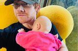Star-Babys: Rupert Grint mit Tochter