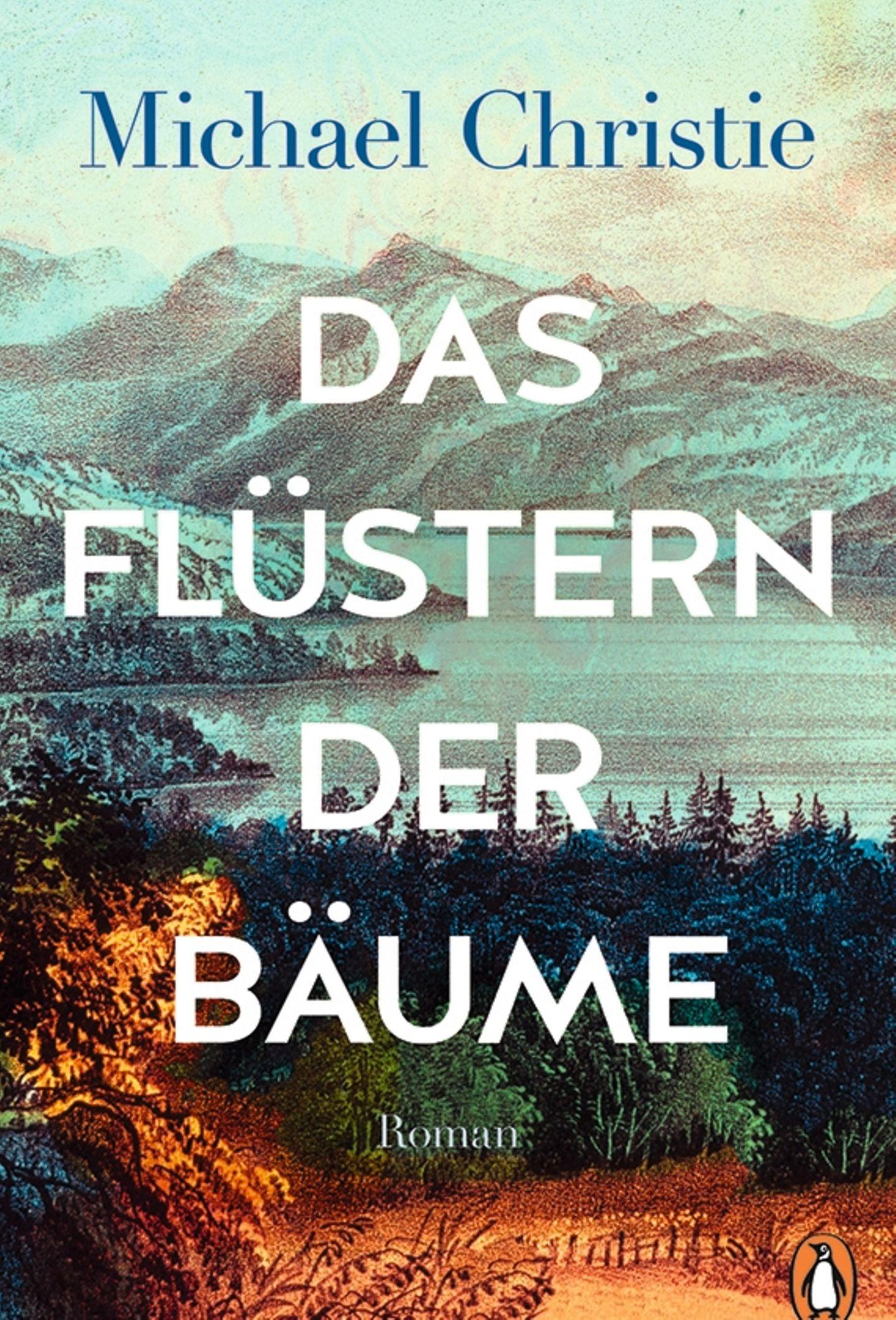 """Buchtipps der Redaktion: Buchcover """"Das Flüstern der Bäume"""""""