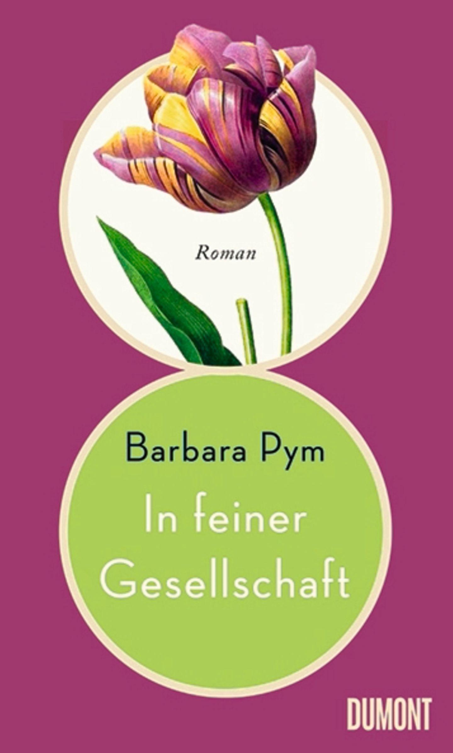 """Buchtipps der Redaktion: Buchcover """"In feiner Gesellschaft"""""""