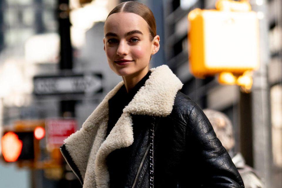 Retro-Glam: Diese Winterjacke lieben alle Fashionistas – und wir auch!