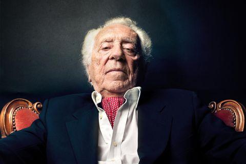 Männer erzählen: Älterer Mann