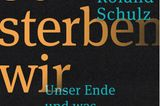 Buch Roland Schulz: So sterben wir