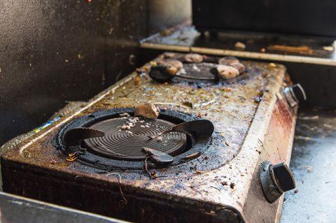 Putz-Profi sorgt für Sauberkeit