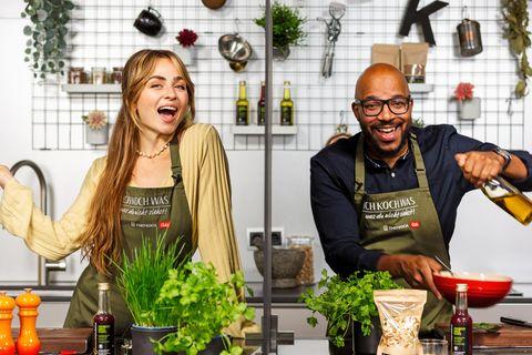 Kochen mit Sofia Tsakiridou