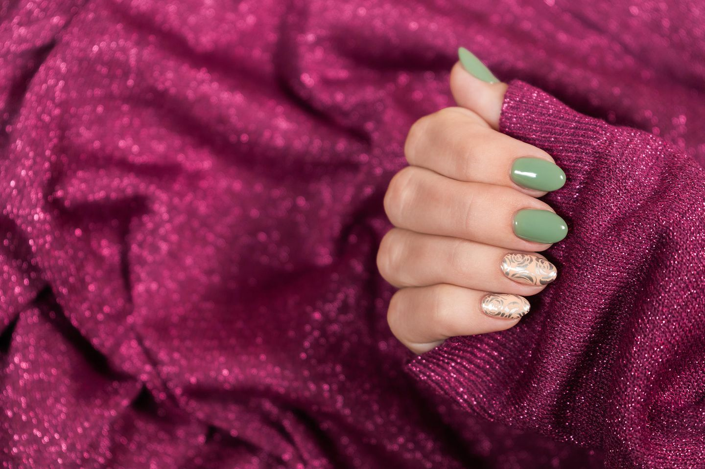 Nagellacktrends im Winter