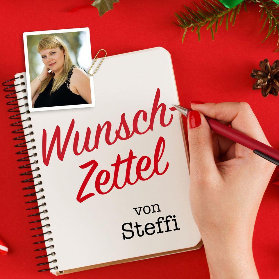 Wunschzettel von Steffi