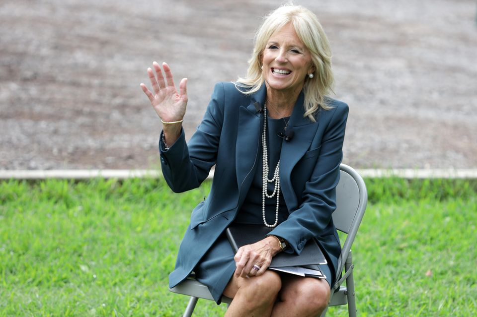 First Ladies: Jill Biden
