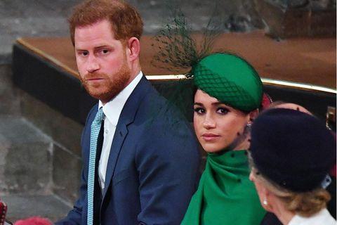 Prinz Charles: Keine Geburtstagsgrüße von Harry und Meghan