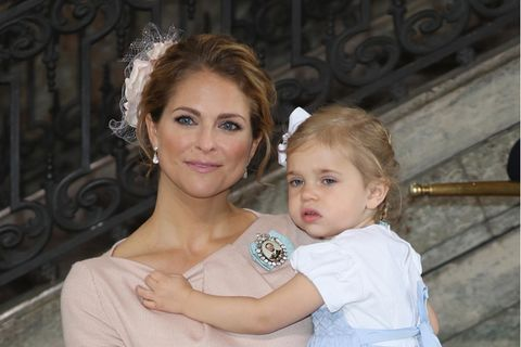 Prinzessin Madeleine: Weihnachten ohne die schwedische Verwandtschaft