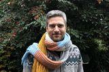 Ein Schal fürs Leben: Ingo Zamperoni