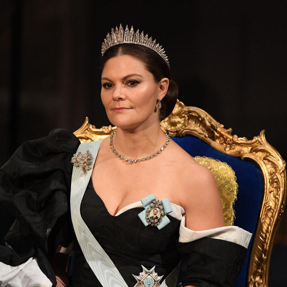 """Royals: Prinzessin Victoria ist """"sehr traurig"""", meldet der Hof"""