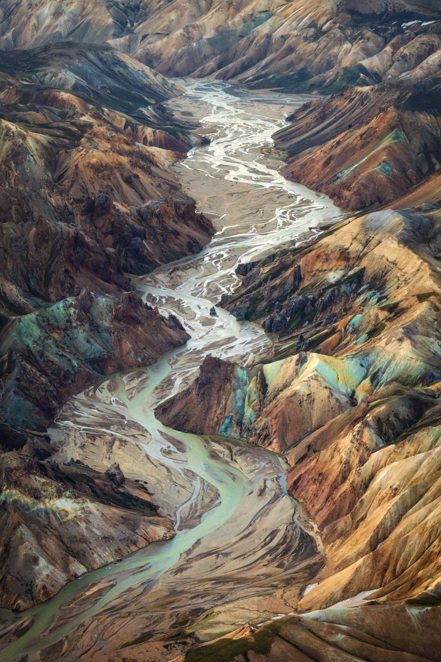 ILPOTY 2020: Berge und Fluss