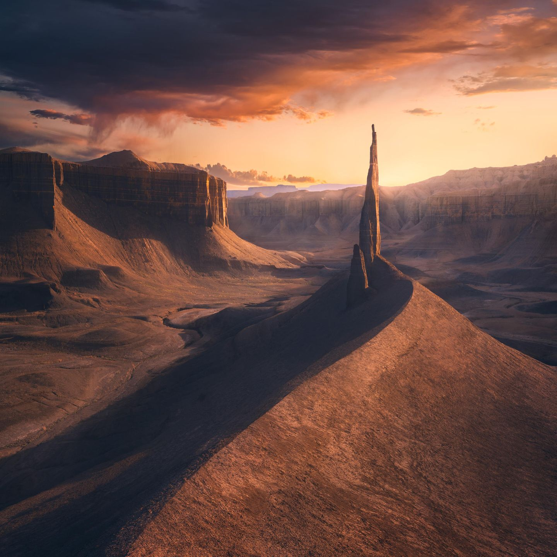 ILPOTY 2020: Sonnenuntergang Felsen