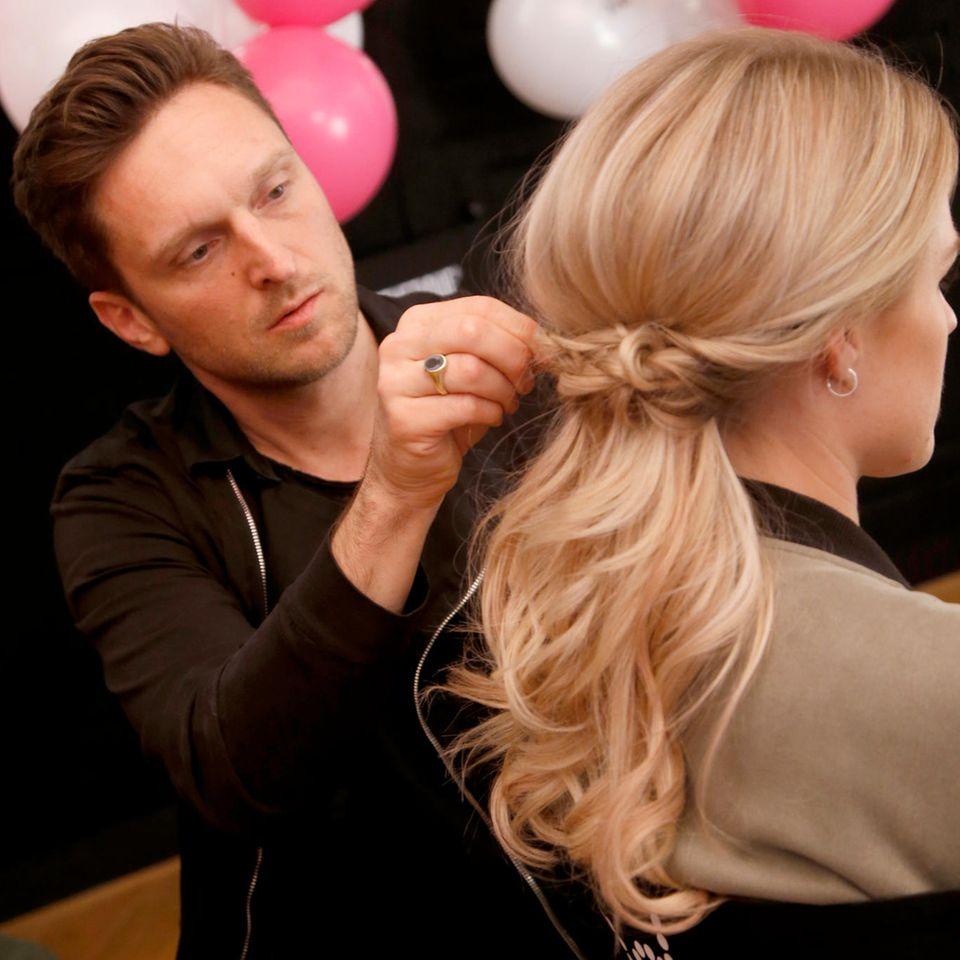 Star-Hairstylist Alexander von Trentinispricht über Haarmythen