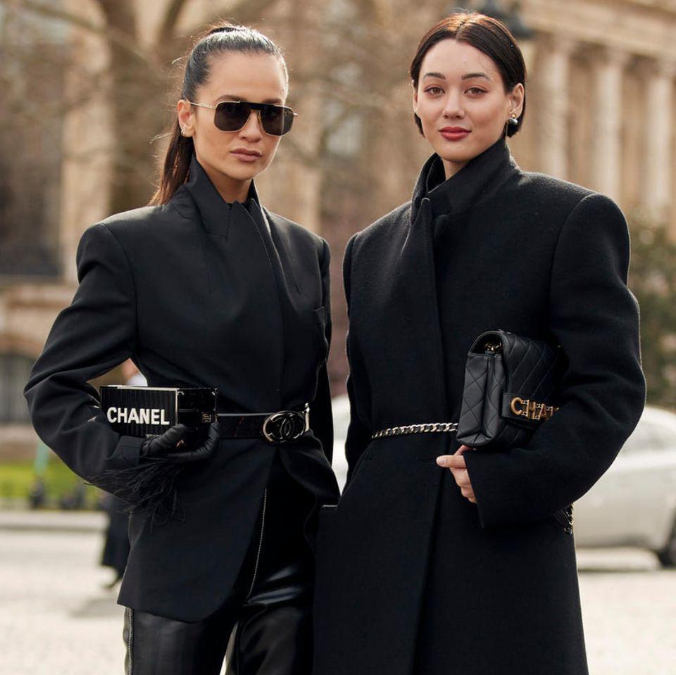 Im Trend: Auf diesen Mantel-Trick schwören alle Fashionistas – zu Recht!