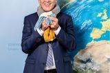 Ein Schal fürs Leben: Dr. Gerd Müller