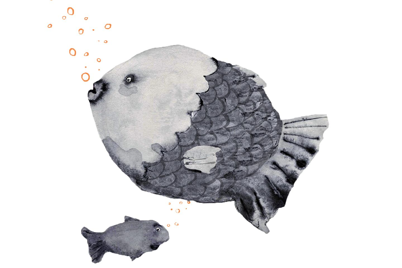 Jahreshoroskop Fische: Fische