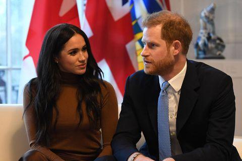Prinz Harry + Herzogin Meghan: Haus-Übergabe an Eugenie ohne Wissen der Queen?