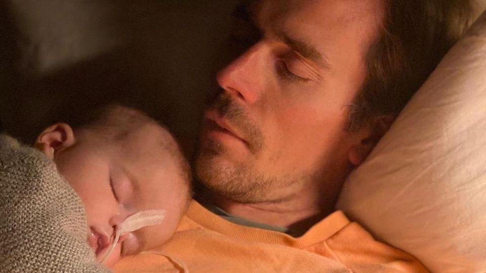 Dr. Johannes Wimmer trauert um sein Baby
