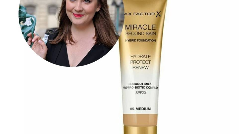 MaxFactor Second Skin Foundation