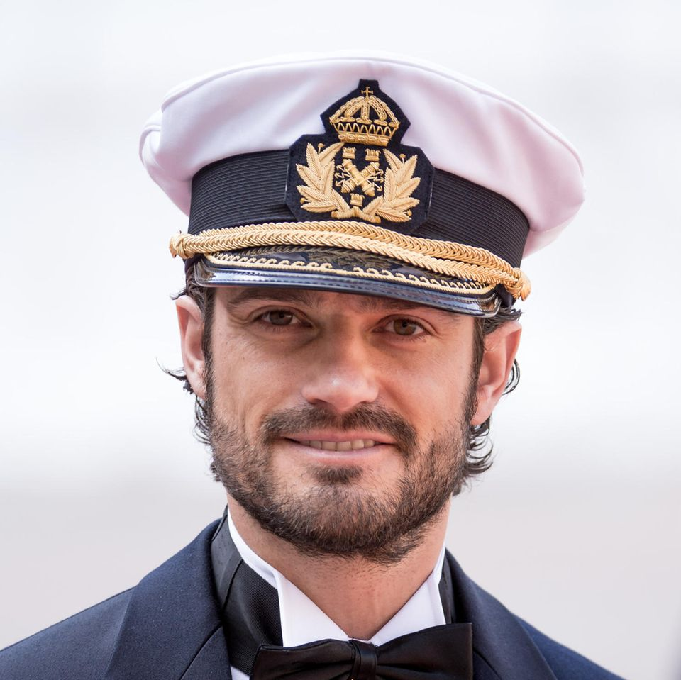 Prinz Carl Philip: Wer ist der Sexiest Royal Alive?
