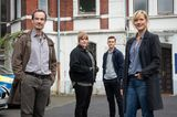TV-Kommissare: Peter Faber, Martina Bönisch, Jan Pawlak und Rosa Herzog