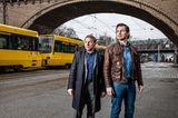 TV-Kommissare: Thorsten Lannert und Sebastian Bootz