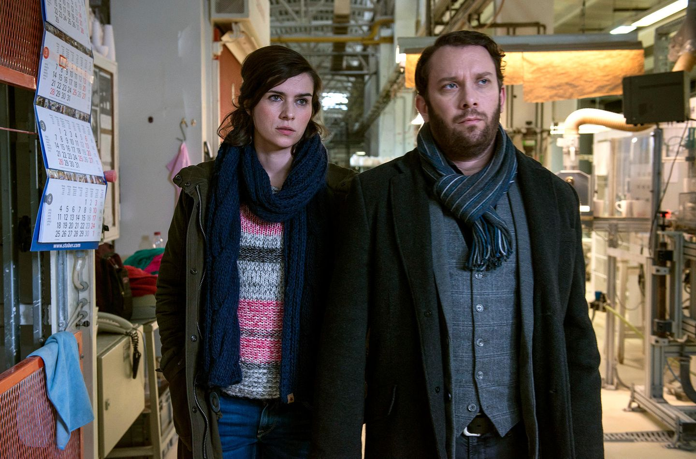 TV-Komissare: Kira Dorn und Lessing