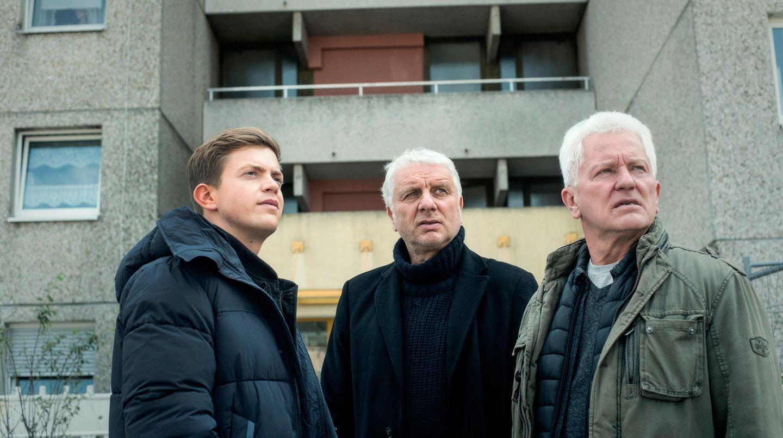 TV-Kommissare: Franz Leitmayr, Ivo Batic und Kalli