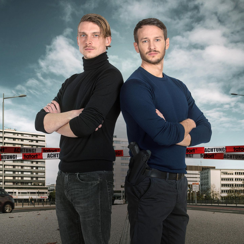 TV-Kommissare: Adam Schürk und Leo Hölzer