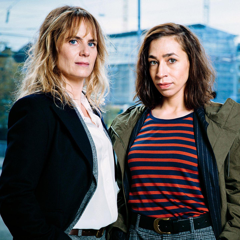 TV-Kommissare: Isabelle Grandjean und Tessa Ott
