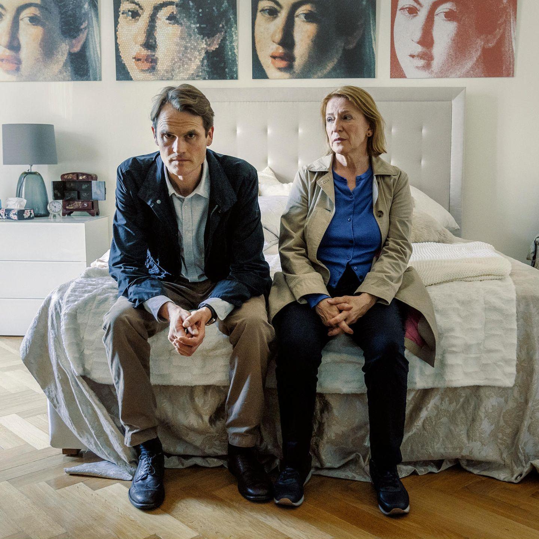 TV-Kommissare: Paula Ringelhahn und Felix Voss
