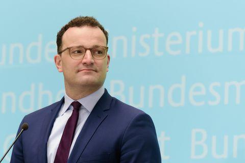 Corona aktuell: Bundesgesundheitsminister Jens Spahn