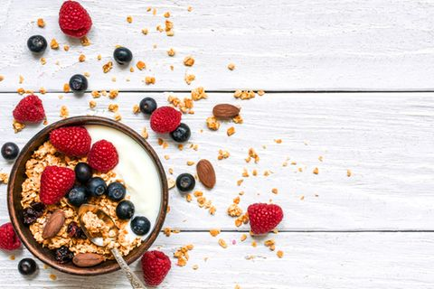 Ernährung in den Wechseljahren: Müsli