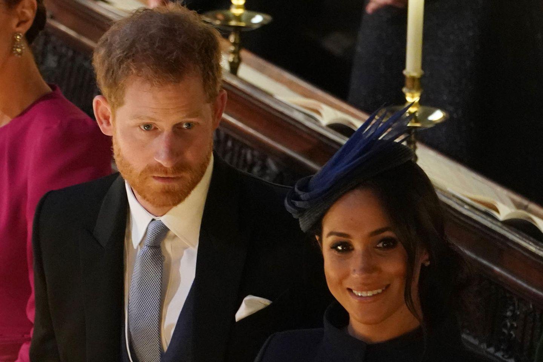 Harry + Eugenie: Sind das die Gründe für ihren Haus-Deal?