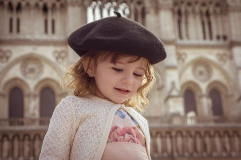 Beliebte Babynamen der PariserInnen