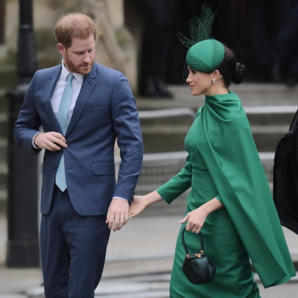 Royals | Meghan verliert ihr Baby: Onkel von Prinz Harry äußert sich