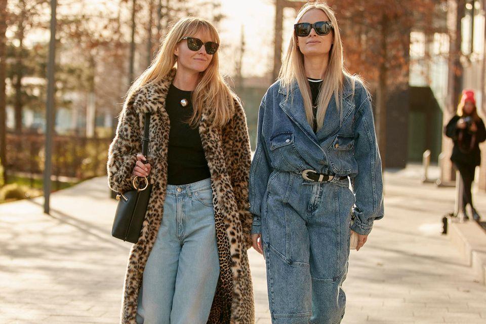 Jeans-Trends 2021: Diese 4 Modelle tragen alle Fashionistas in diesem Jahr