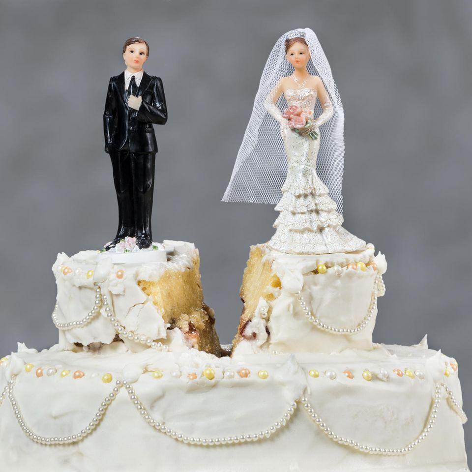 Diese Sternzeichen lassen sich am häufigsten scheiden