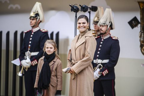 Victoria und Tochter