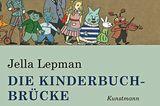 """Zum Verschenken oder Selbstgenießen: Buchcover """"Die Kinderbuch-Brücke"""""""