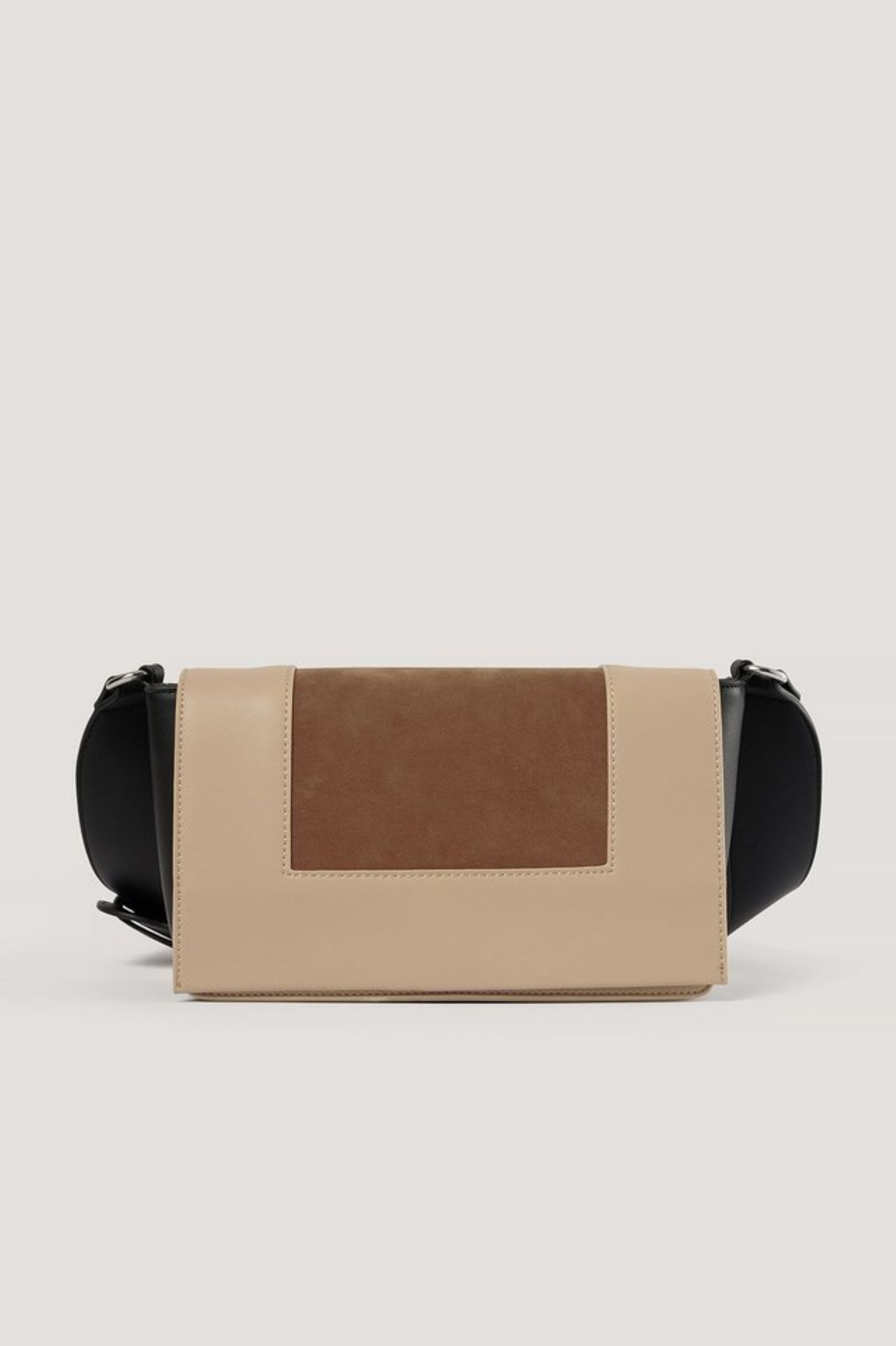 Crossbody-Bags: Na-kd Tasche Cremetöne