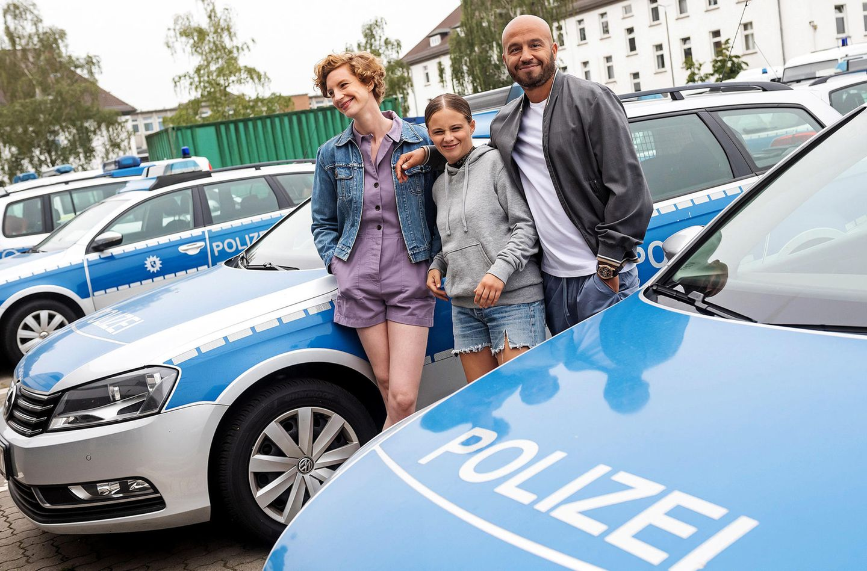 TV-Kommissare: Mads Andersen, Linda Selb und Liv Moormann