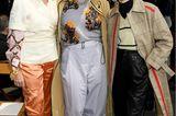 Promis Graues Haar: Maye Musk, Darcy Penick and Linda Fargo