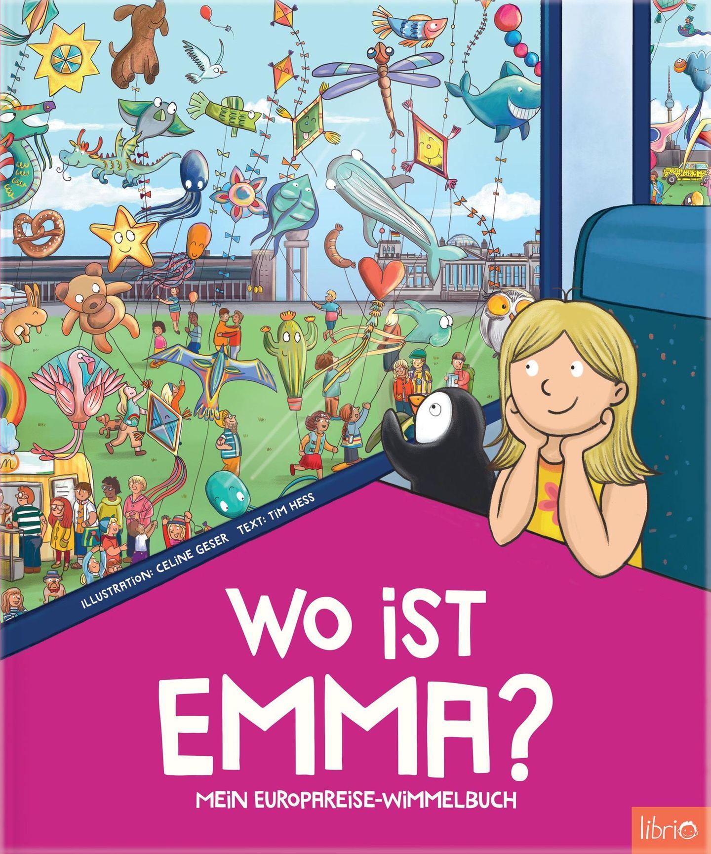 LIBRIO Wimmelbuch