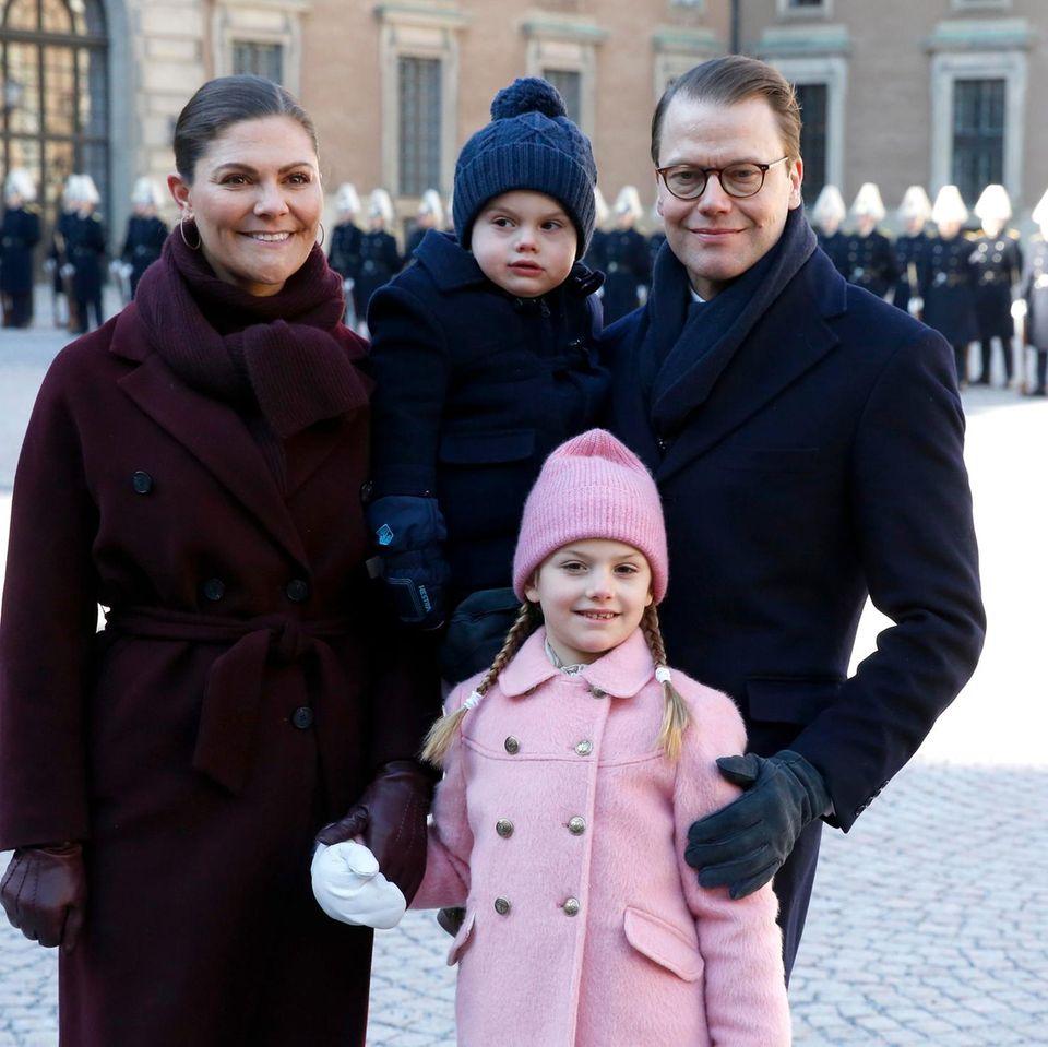 Prinzessin Victoria: Die schwedische Königsfamilie