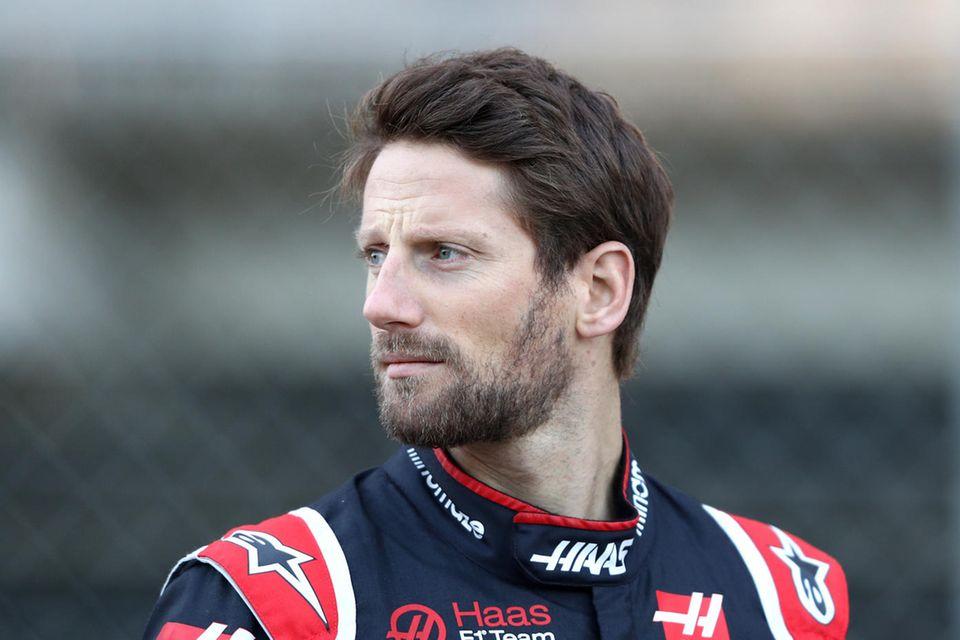 Nach Romain Grosjeans Horror-Crash: Emotionale Botschaft seiner Frau