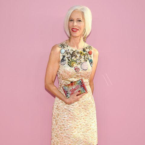 Frisuren ab 60: Linda Fargo