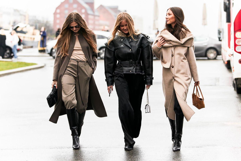 Stylisch durch die Adventszeit: 5 X-mas-Looks, die jeder Frau stehen