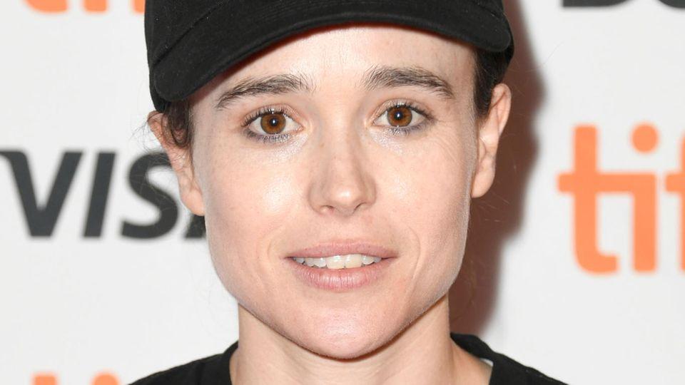 Ellen Page: Elliot Page auf dem roten Teppich